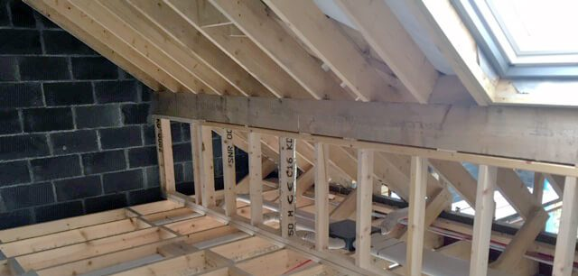 Roofing carpentry